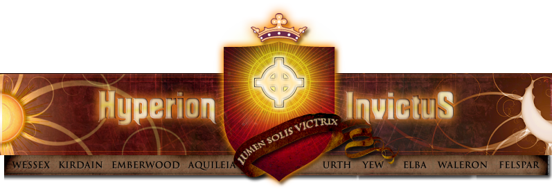Hyperion Invictus - Lumen Solis Victrix - Powered by vBulletin